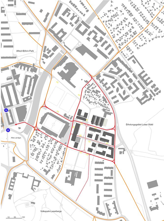 Verkehr Radnetzverbindungen